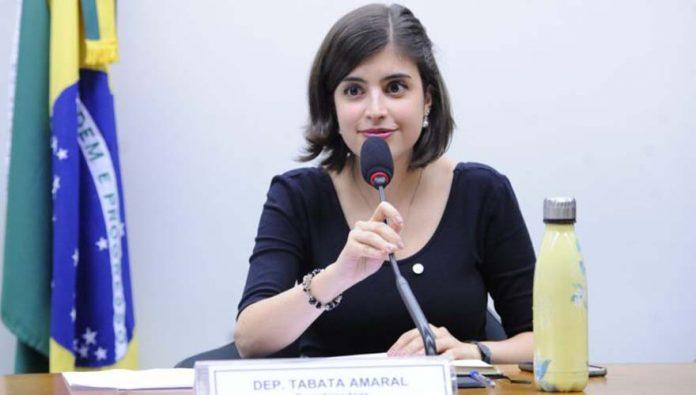 deputada Tabata Amaral (PDT-SP) blog-brinquedos-didaticos-Comissão proíbe exames de seleção na educação infantil e 1º ano do fundamental